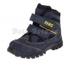 Dětská celoroční obuv FARE 826205, s membránou