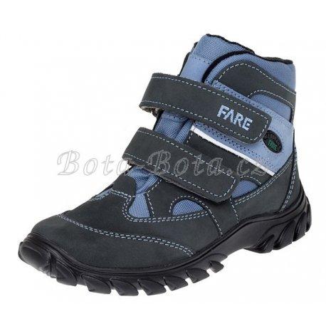 Dětská celoroční obuv Fare 2624261, membrána