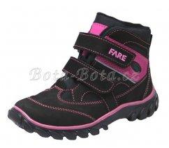 Dívčí celoroční trekové boty FARE 26242522624252