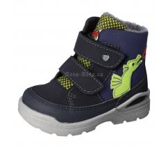 Dětská zimní bota Ricosta Bixi. 39315-182 blikací, nepromokavá