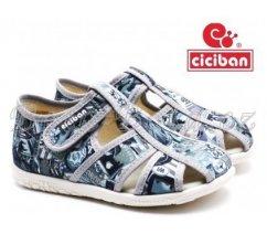 Dětské přezuvky Ciciban 80440BOSTON