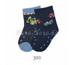 Sterntaler 8112020-300 Protiskluzové ponožky, ABS i na nártu