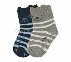 Sterntaler 8111920-300 Protiskluzové ponožky, ABS i na nártu