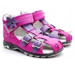 Dětský sandál Essi 3050 FUCHSIE