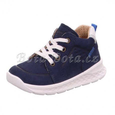 Dětská celoroční obuv Superfit 1-000366-8000 BREEZE