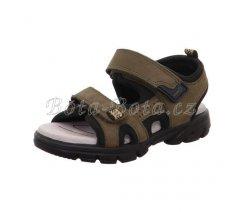Dětské sandále Superfit 0-606182-7000 SCORPIUS