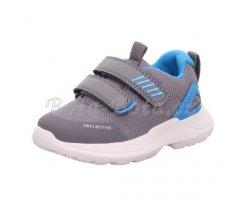 Dětská celoroční obuv Superfit 0-609207-2500 RUSH