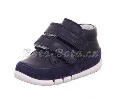 Dětská celoroční obuv Superfit 1-006341-8000 FLEXY