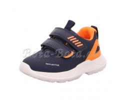 Dětská celoroční obuv Superfit 0-609207-8000 RUSH