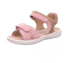 Dětské sandále Superfit 1-009008-5500 SPARKLE