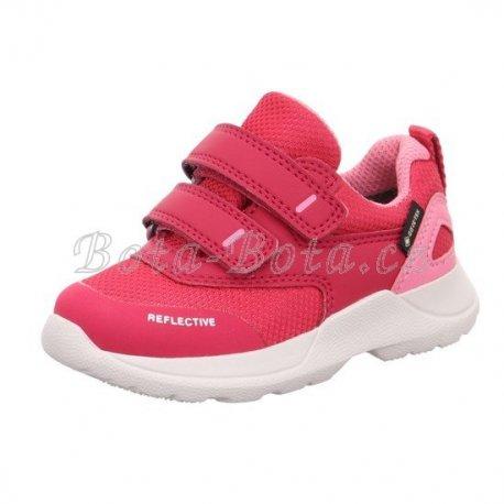 Dětská celoroční obuv Superfit 1-009206-5010 RUSH