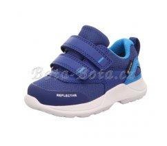 Dětská celoroční obuv Superfit 1-009206-8010 RUSH