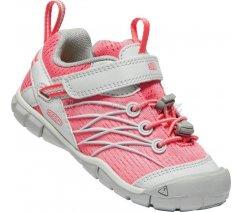 Dětské celoroční boty Keen 1025113 CHANDLER CNX CHILDREN drizzle/dubarry