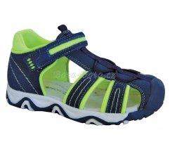 Dětské letní sandále Protetika RALF GREEN