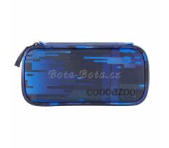 Penál coocazoo PencilDenzel, Deep Matrix 129775