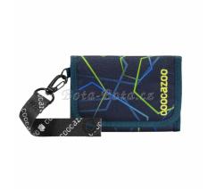 Peněženka coocazoo AnyPenny, Laserbeam Blue,129744
