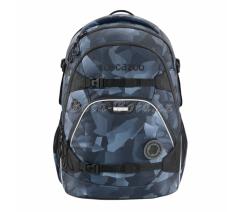 Školní batoh coocazoo ScaleRale, Grey Rocks, certifikát AGR ,129767