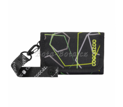 Peněženka coocazoo AnyPenny, Laserbeam Black,129743