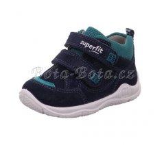 Dětská celoroční obuv Superfit 1-009417-8020