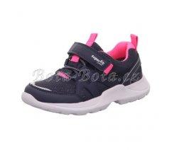 Dětská celoroční obuv Superfit 1-006219-8020