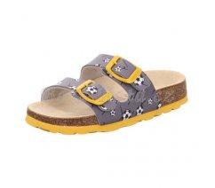 Dětské pantofle Superfit 1-800111-2040