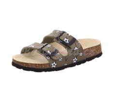 Dětské pantofle Superfit 1-800111-7030