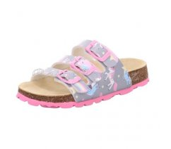 Dětské pantofle Superfit 1-800113-2020