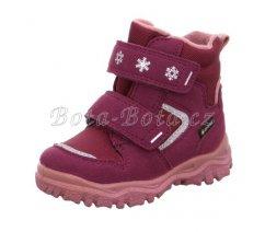 Dětská zimní obuv Superfit 1-000045-5020