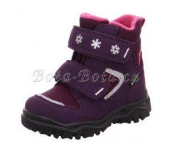 Dětská zimní obuv Superfit 1-000045-8500