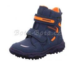 Dětská zimní obuv Superfit 1-809080-8010,HUSKY