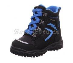 Dětská zimní obuv Superfit 1-000048-0010,HUSKY 1