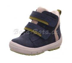 Dětská zimní obuv Superfit 1-006312-8000,GROOVY