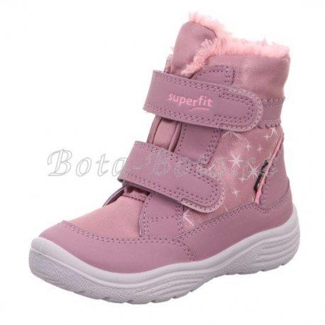Dětská zimní obuv Superfit 1-009096-8510 Crystal