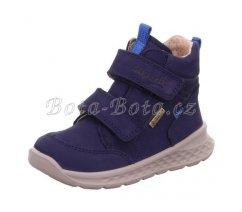 Dětská celoroční obuv Superfit 1-000367-8000 BREEZE