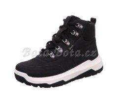 Dětská zimní obuv Superfit 1-000497-0100 Space
