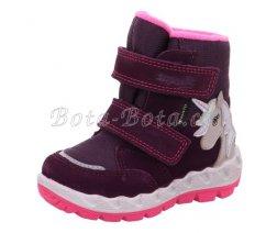 Dětská zimní obuv Superfit 1-006010-8500 Icebird