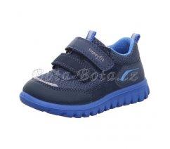 Dětská celoroční obuv Superfit 1-006194-8030