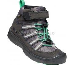 Keen 1023671 HIKEPORT 2 SPORT MID WP CHILDREN black/irish green US 11