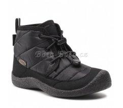 Keen 1025513 HOWSER II CHUKKA WP CHILDREN black/black US 8