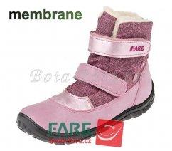Dětská zimní obuv Fare Bare 5541951