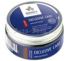 Shoeboy SY0990296 EXCLUSIVE CARE 100 ml v kelímku, tmavá modrá - 25
