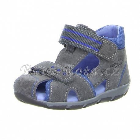 Dětské sandále SuperFit 2-00136-06