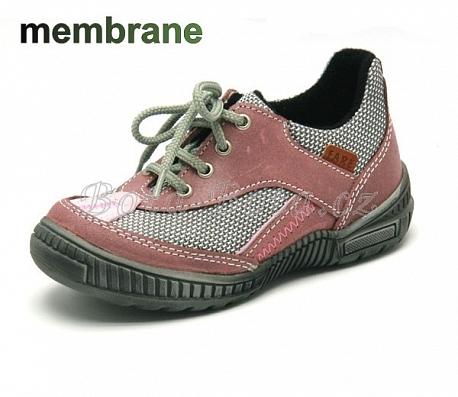 Dětská celoroční obuv Fare 811191 s membránou
