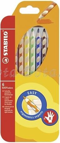Stabilo R Easy 6 original colormix