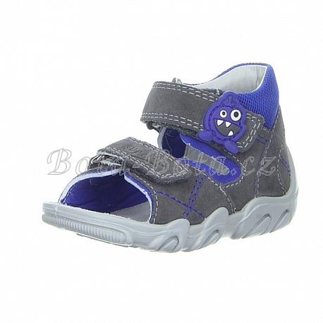 Dětské sandálky SuperFit 4-00011-07