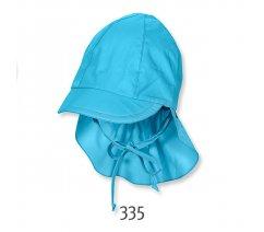 Čepice s kšiltem, UV filtr, plachetka na krku, Sterntaler, 1511410