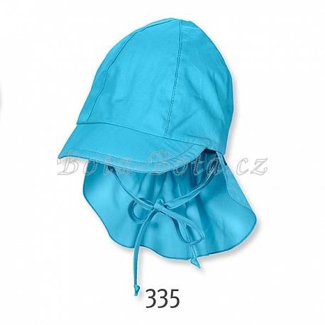 Čepice UV filtr, s ochranou na krku, Sterntaler