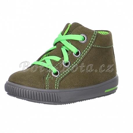 Dětská celoroční obuv SuperFit 5-00357-31