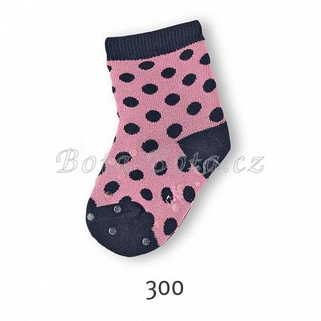 Ponožky, ABS na chodidle i na nártu