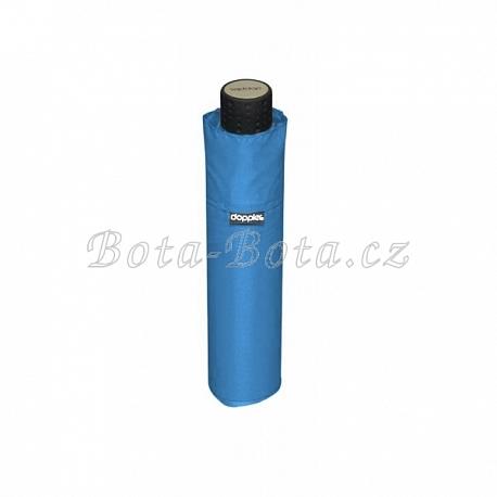 Deštník světle modrý